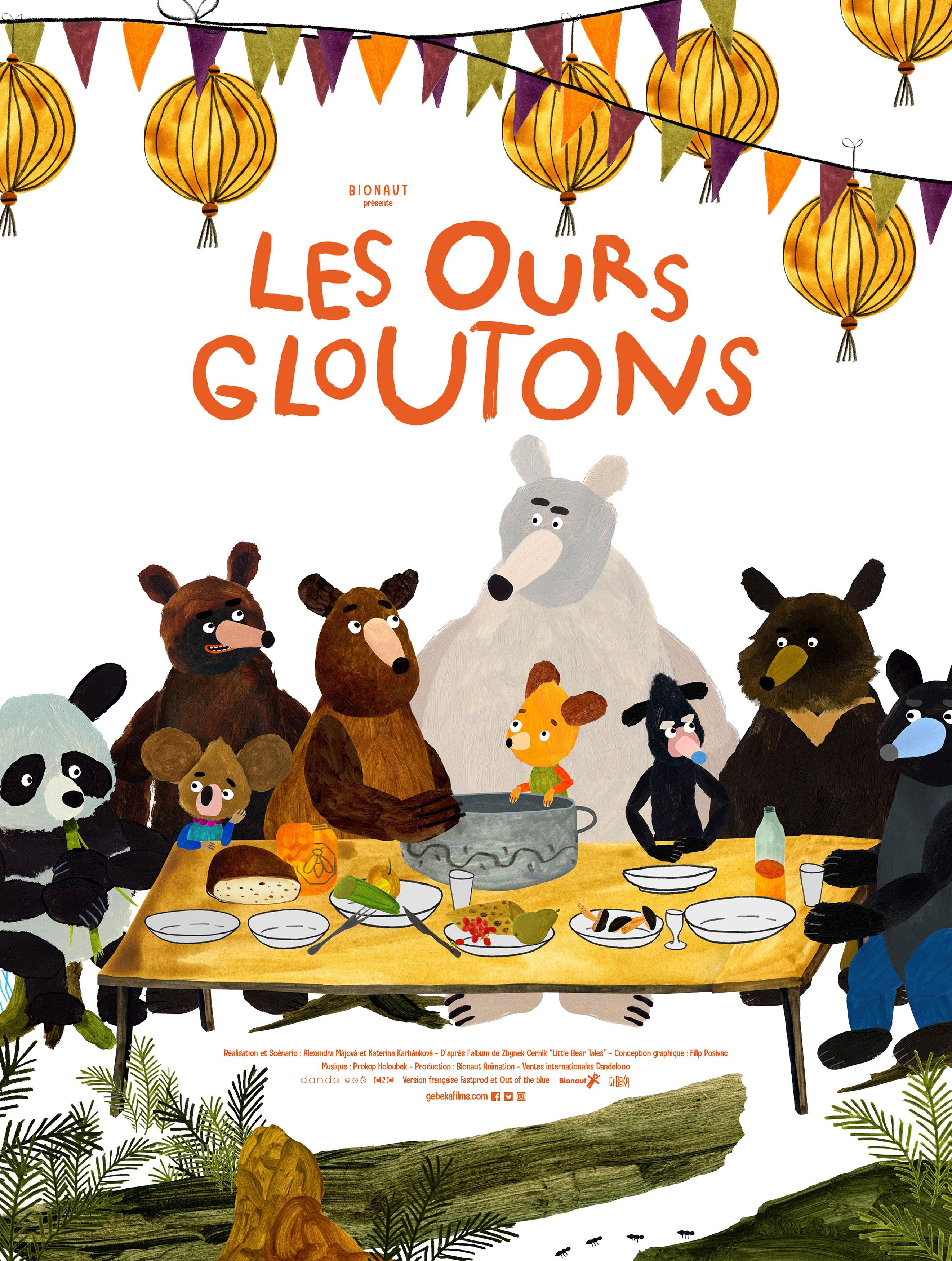 Les ours Glouton